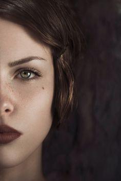 Through her eyes by Sergio Derosas