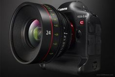 EOS-1D Cは4K録画に対応するスーパーなカメラ : ギズモード・ジャパン