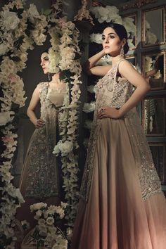 0937fdd794 21 Best Bridal Wear images | Pakistani bridal dresses, Cool designs ...