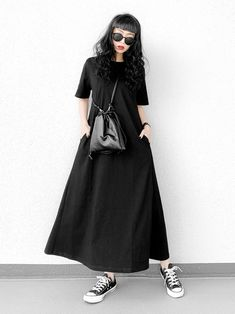 ファッション ファッション in 2019 2000s Fashion, Pop Fashion, Retro Fashion, Vintage Fashion, Fashion Outfits, Hijab Fashion, Fashion Quiz, Fashion Skirts, Fashion Hacks