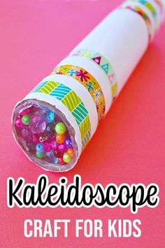 Kaleidoscope Craft