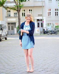 Almost Stylish: Blue on Blue on Blue