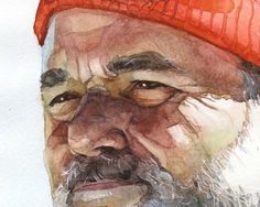 Zissou by Alexander Dzivnel, via Behance