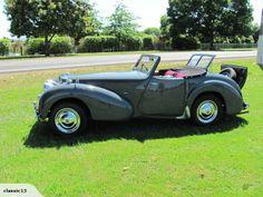 Triumph 1800 Roadster 1946 | Trade Me