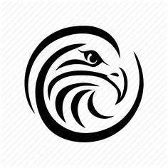 Animal, bird, eagle, head, security, shape, sign icon | Icon ...