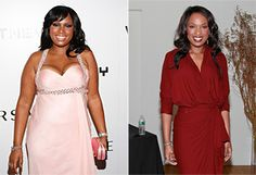 Jennifer Hudson Reveals How Much Weight She's Lost - Oprah.com Hungry Girl Recipes, Jennifer Hudson, Thinspiration, Oprah, Weight Loss Journey, Size 16, Two Piece Skirt Set, Lost, The Incredibles