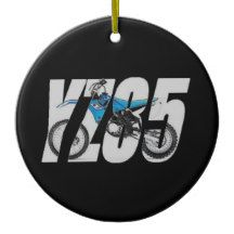 2013 YZ85 CERAMIC ORNAMENT