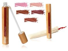 Get a natural or bright glossy finish for your lips, choose a color that perfectly matches your outfit. http://qoo.ly/4uzyr