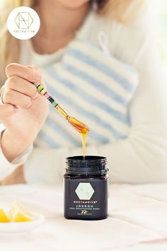 Necta Best Honey, My Honey, Australian Honey, Bee Free, Honey Benefits, Did You Eat, Sugar Cravings, Bees Knees, Key Ingredient