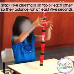 Teaching and Tapas: 2nd Grade in Spain: Blurt Chart+Minute to Win It Fridays