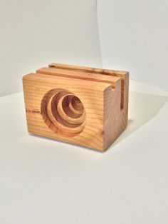 Phone Amplifier by GFCraftworks on Etsy