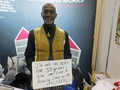 Eric Bartley, Housing Works, United States.   18 Powerful Messages From The Global HIV/AIDS Community