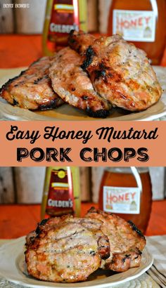 Pork recipes on Pinterest | Pork Chops, Pork and Honey Mustard Pork ...