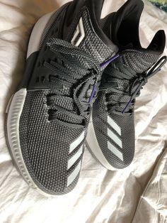 big sale 1b0e0 899d8  BY3193  Mens Adidas Dame 3 - Grey Basketball Shoe  fashion  clothing