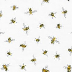 'The Bee,who is called Jasmin' Treasury by Rita Szöllősi on Etsy