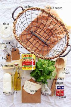 Homemade Gift Baskets, Diy Gift Baskets, Easter Gift Baskets, Homemade Gifts, Diy Gifts, Raffle Baskets, Basket Gift, Date Night Gift Baskets, Date Night Gifts