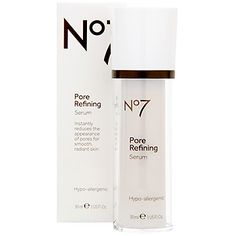 Love that I got 20% off No7 Pore Refining Serum from Boots Retail USA for $16.98.
