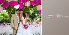 Flutter of Romance destination wedding package at Sandals and Beaches resort