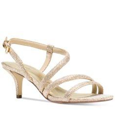 1276a9d092c00 MICHAEL KORS Michael Michael Kors Irene Mid Strappy Dress Sandals.   michaelkors  shoes