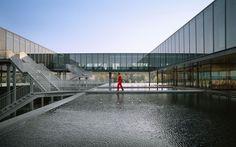 Ferrari Operational Headquarters and Research Centre / Studio Fuksas (1)