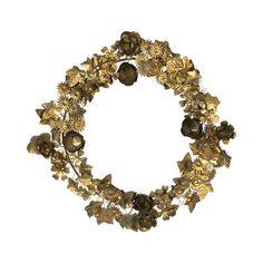Circle of Nature Metal Wreath $79