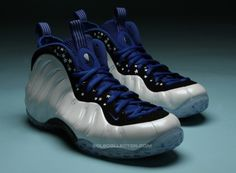 Penny wore these at tonight's game and I know if they get released they will be just as sought after as the Galaxy Foams