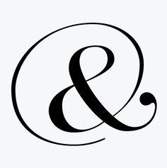 #& #ampersand