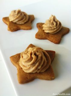 Gluten Free Sugar Cookies: almond flour, coconut oil, agave, baking soda, salt