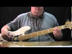 ACDC Who Made Who Bass Cover with Notes & Tab