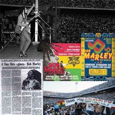 On June 27 during the 1980 Uprising tour, Bob played to the largest concert…
