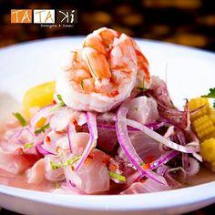 Atrévete a disfrutar una de nuestras especialidades Ceviche! Dejate encantar en #TatakiMarket  #tataki #ceviche #latrinidad #caracas #Venezuela #foodporn #sushitime #foodie #sushilovers by tatakimarket