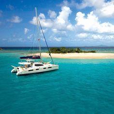 BVI - Sailing cruise