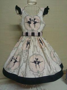 Ballet Bo Peep Dress - Dance Recital. Retro Kitty Handmade. www.facebook.com/retrokitty55