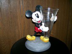 hallmark mickey mouse vase .