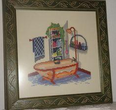 Patrones para decorar un baño | Aprender manualidades es facilisimo.com
