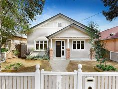 renovated australian californian bungalow facade - Google Search