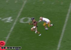 How Messed Up Was This Touchdown Celebration By the Steelers' Antonio Brown? (GIF)