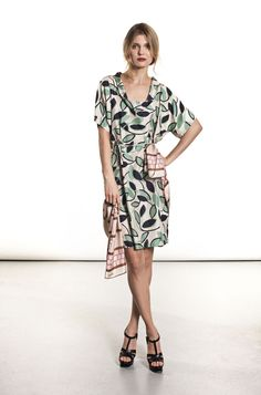 Charlotte Bialas dress www.frenchrendezvous.com.au