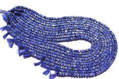 Square Smooth Beads In Lapis lazuli Beads Quality AA 4 to        lapislazuli #lapislazulibeads #lapislazulibead #lapislazulisquare #squarebeads #beadswholesaler #semipreciousstone #gemstonebeads #gemrare #beadwork #beadstore #bead