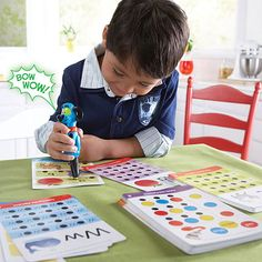 Hot Dots Jr by Educational Insights #sponsored review