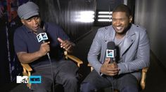Usher Tells Us His Tour Will Top Any Experience We've Ever Had, And We Believe It - MTV