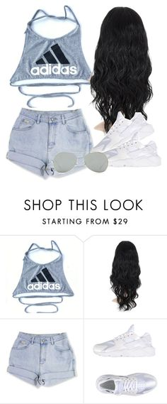"""""""Twenty Eight"""" by queen-tiller ❤ liked on Polyvore featuring adidas, NIKE and Acne Studios"""