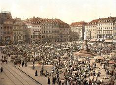 Dresden, Germany in1881