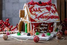 Συνταγές για Κουλούρια - Μπισκότα - Παξιμάδια   Argiro.gr Dessert Recipes, Desserts, Gingerbread, Cookies, Food, Christmas Recipes, House, Tailgate Desserts, Crack Crackers