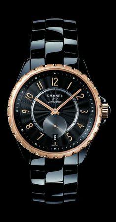 La J12-365 de Chanel sera présentée à Bâle dans le cadre de Baselworld. - RelaxNews - Chanel Horlogerie