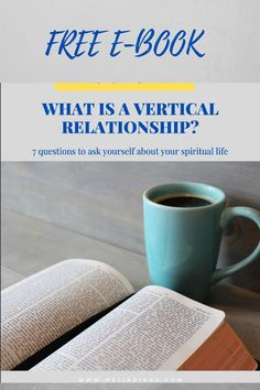 Get Inspired! Live a life closer to GOD🙌 Grab this exclusive Faith E-Book and 7 questions to ask yourself about your spiritual life... Find out what a vertical relationship with GOD is all about from International & Best Selling Author, Certified Christian Counselor, Podcaster, and Relationship & Dating Coach; Melia Diana. God loves you, my friends! #verticalrelationship #ebookpdf #download #christianinspiration #faith Godly Relationship Advice, Healthy Relationships, Get Closer To God, Christian Resources, Dating Coach, Christian Devotions, Seeking God, Best Blogs, Spiritual Life