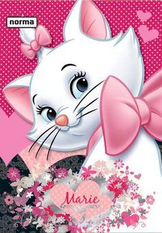 Marie The Cat!!!! Wallpaper Iphone Cute, Disney Wallpaper, Cartoon Wallpaper, Mobile Wallpaper, Gatos Disney, Disney Cats, Images Disney, Disney Pictures, Disney Love