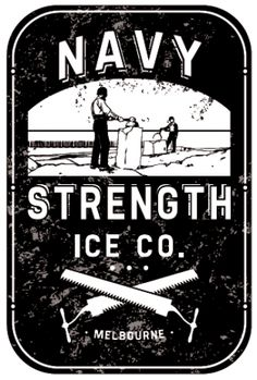Navy Strength Ice Co.