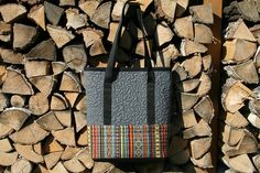 patchwork tote by MADUROpatchwork