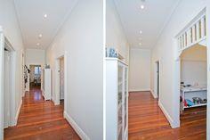 Existing Hallway...Before Renovation